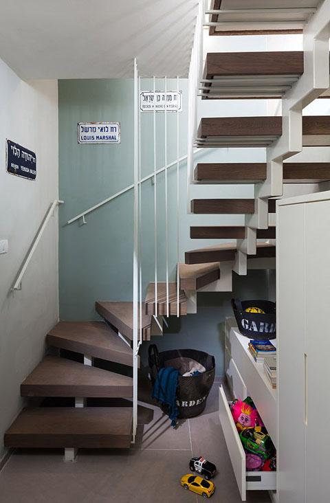רכס מדרגות פנימי שרון אלה