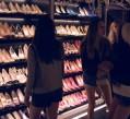 ארון הנעליים של פריס הילטון בלינג רינג