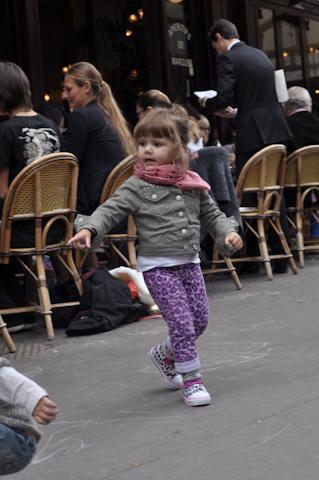 ילדים אופנתיים בפריז צילום דנה ישראלי