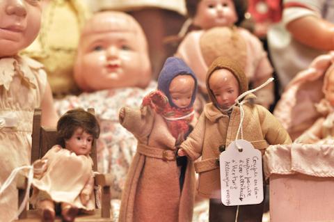 חנות מוזיאון הצעצועים בפאריס | צילום: דנה ישראלי