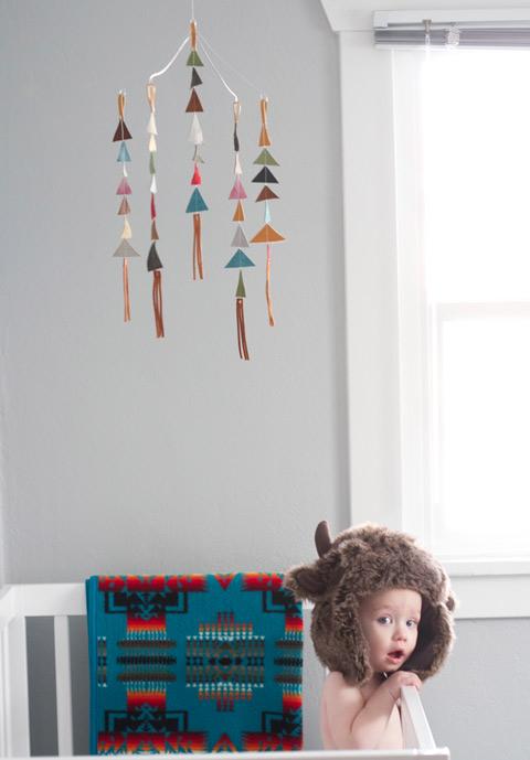 חדר תינוקות מובייל מגניב טרנדי