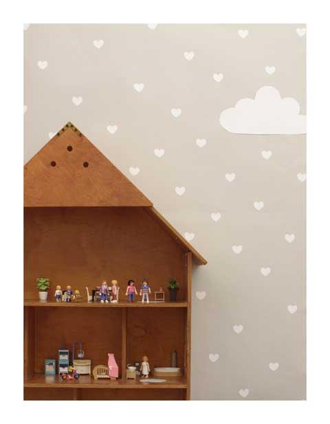 מדבקות קיר לחדר ילדים